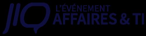Logo JIQ L'événement Affaire et TI